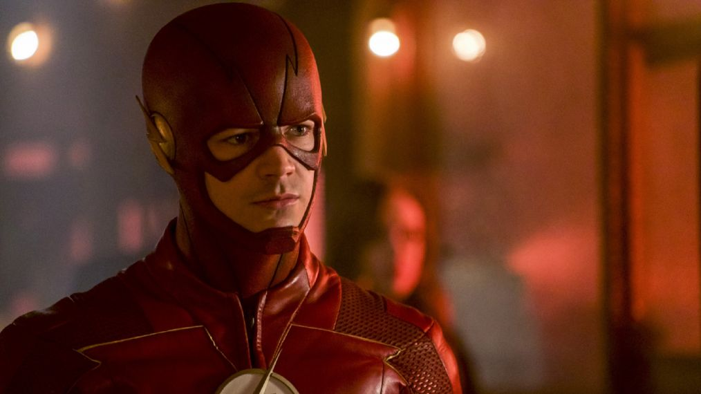 'The Flash' New Season 5 Suit Leaks