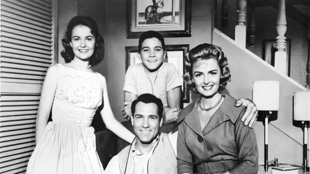 Cast Of 'The Donna Reed Show'