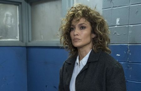 "SHADES OF BLUE -- ""By Virtue Fall"" Episode 310 -- Pictured: Jennifer Lopez as Harlee Santos -- (Photo by Virginia Sherwood/NBC)"