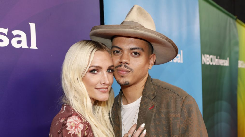 Ashlee Simpson-Ross & Evan Ross Open Up About Their New E! Show & Making Music Together