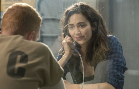 "Emmy Rossum as Fiona Gallagher in SHAMELESS (Season 9, Episode 01, ""My Penis May Have Helped Heal You""). - Photo: Paul Sarkis/SHOWTIME - Photo ID: SHAMELESS_901_1922"