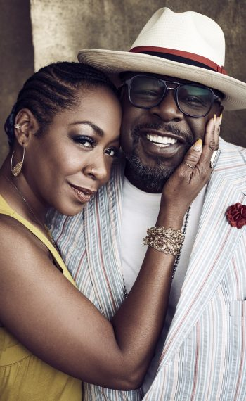 Tichina Arnold and Cedric the Entertainer