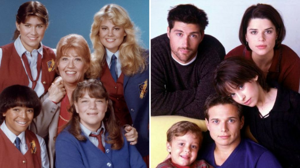 Everything Old Is New Again: A Guide to the Growing List of TV