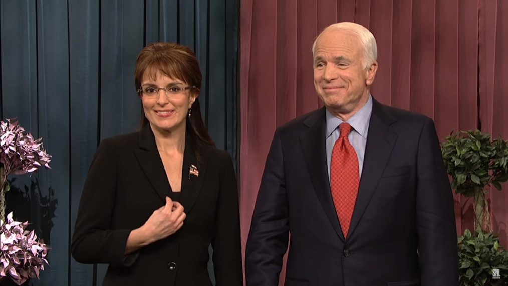 John McCain's Best TV Appearances, From 'Parks and Recreation' to 'SNL' (VIDEOS)