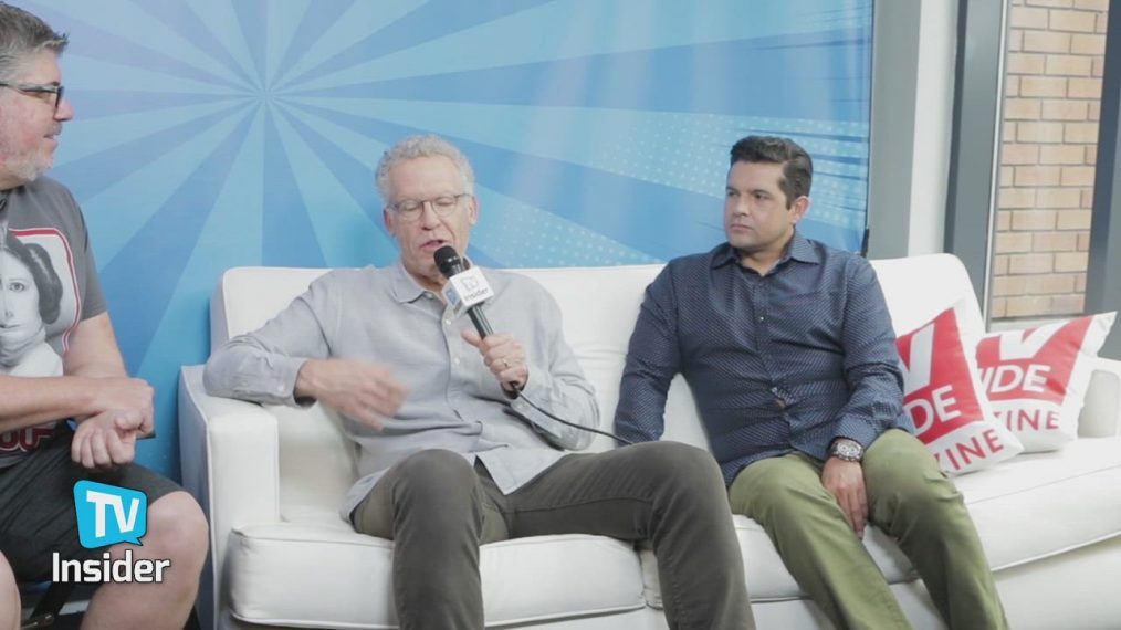 'Jack Ryan' EPs Carlton Cuse & Graham Roland Reveal What It Took to Create the Series (VIDEO)