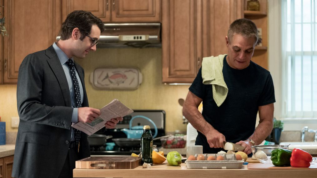 'The Good Cop' EP Says Tony Danza-Starring Series Has 'Old School' Vibe