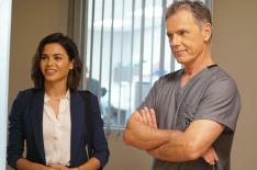 'The Resident' Season 2: Jenna Dewan Checks In