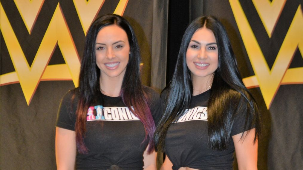 'IIconics' Duo Peyton Royce & Billie Kay on Their Bond and Taking the WWE Journey Together