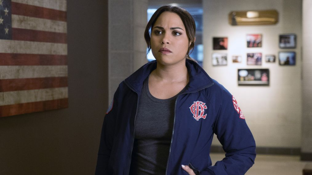 Farewell Gabby! How 'Chicago Fire' Handled Monica Raymund's Exit
