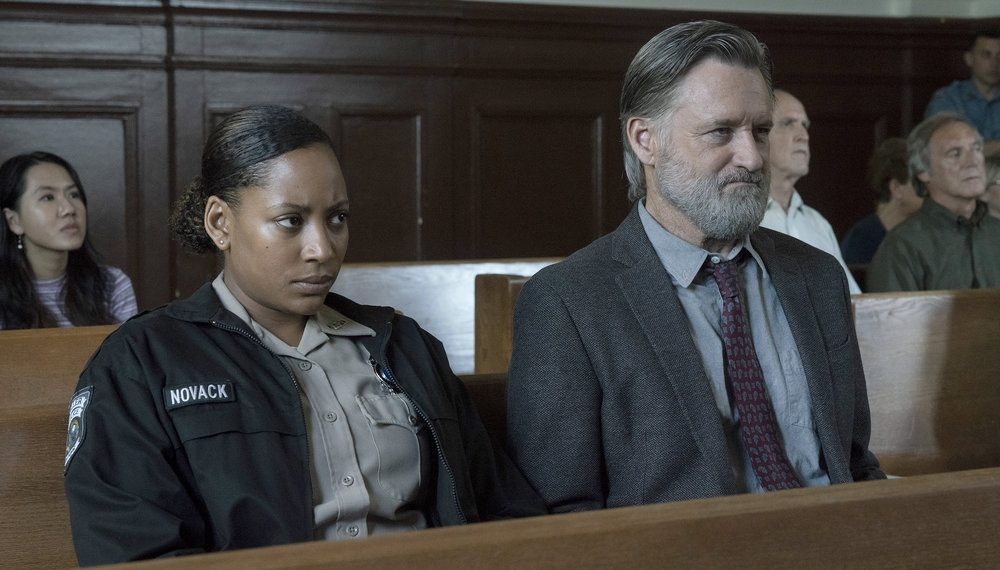 Natalie Paul Says Things Are 'Going to Get Faster' on Season 2 of 'The Sinner'