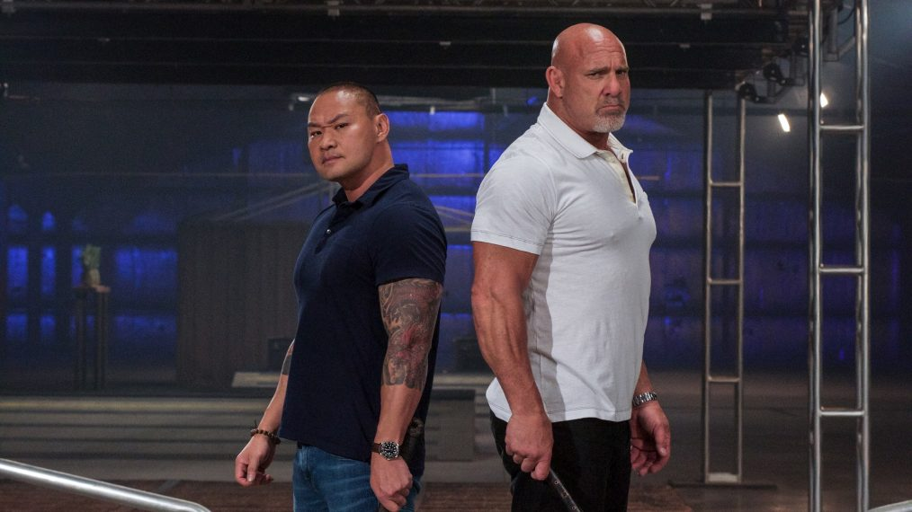 Bill Goldberg Says 'Forged in Fire: Knife or Death' Season 2 Will Be 'Bigger, Badder, Faster, Meaner'