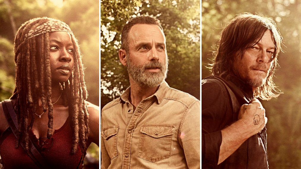 'The Walking Dead' Season 9: AMC Unveils Promo Art & Gallery Pics (PHOTOS)