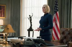 Claire Reveals Frank Underwood's 'House of Cards' Fate in Season 6 Teaser (VIDEO)