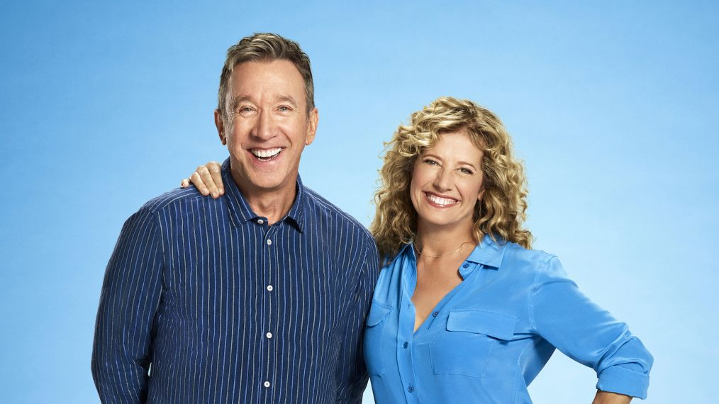 Tim Allen & Nancy Travis Talk What's Changed, What's the Same in Fox's 'Last Man Standing'