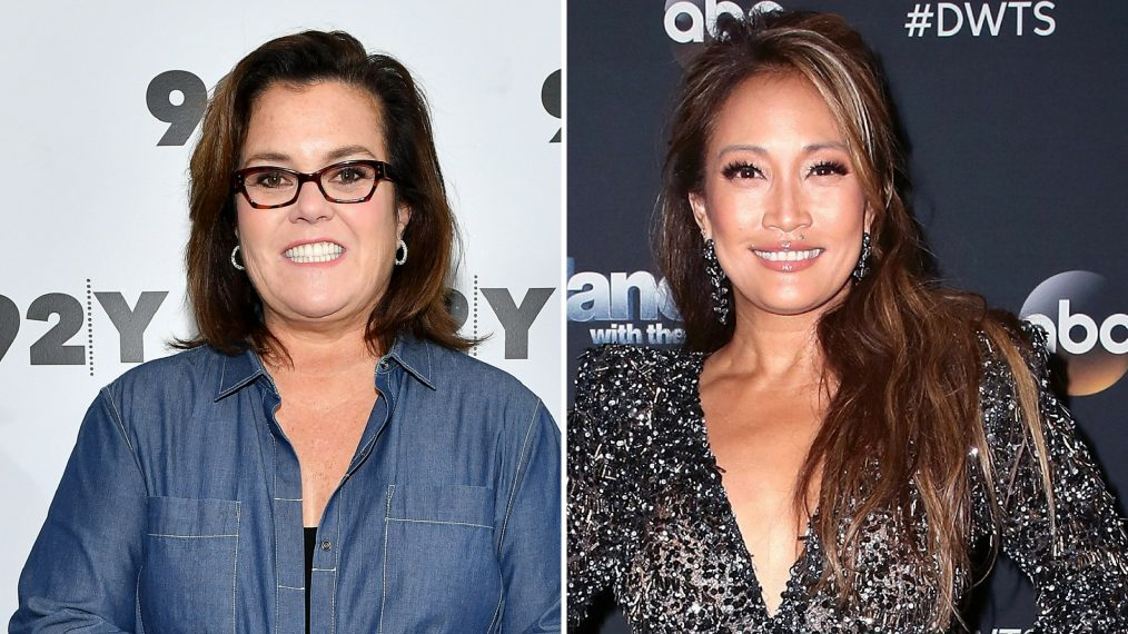 Rosie O'Donnell & More Guest Co-Host 'The Talk' — Who Should Fill Julie Chen's Seat Full-Time? (POLL)
