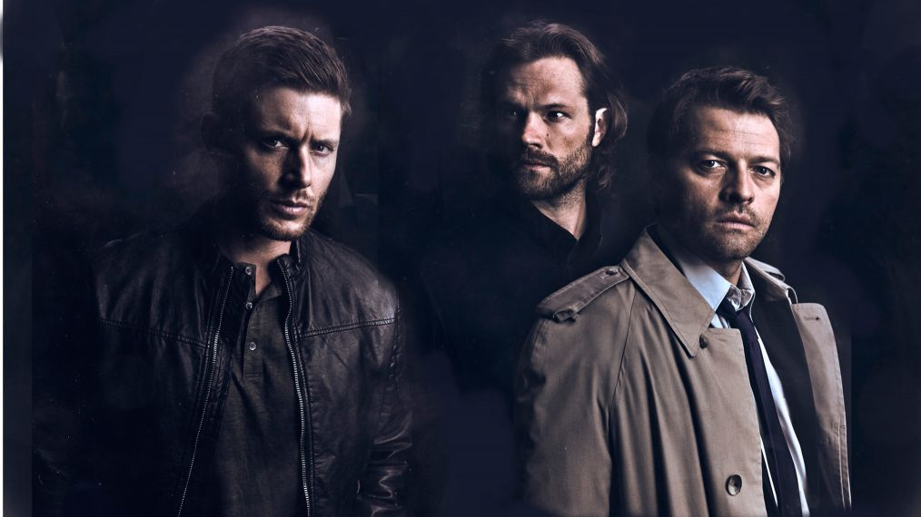 The 'Supernatural' Guys on Reaching 300 Episodes, On-Set Pranks & Other Burning Questions