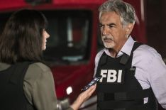 'Criminal Minds' EP on Garcia's Darker Side, Reid's Recovery & Rossi's Romance