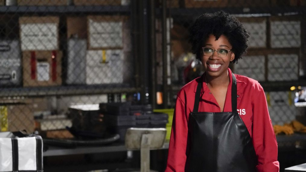 'NCIS' Star Diona Reasonover on Abby Comparisons, Working With David McCallum & What's Next for Kasie