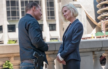 Chicago P.D. - Jason Beghe, Anne Heche