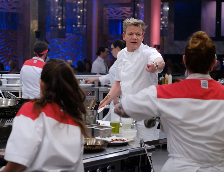 Gordon Ramsay Weighs In On The Rookies Vets Of Hell S