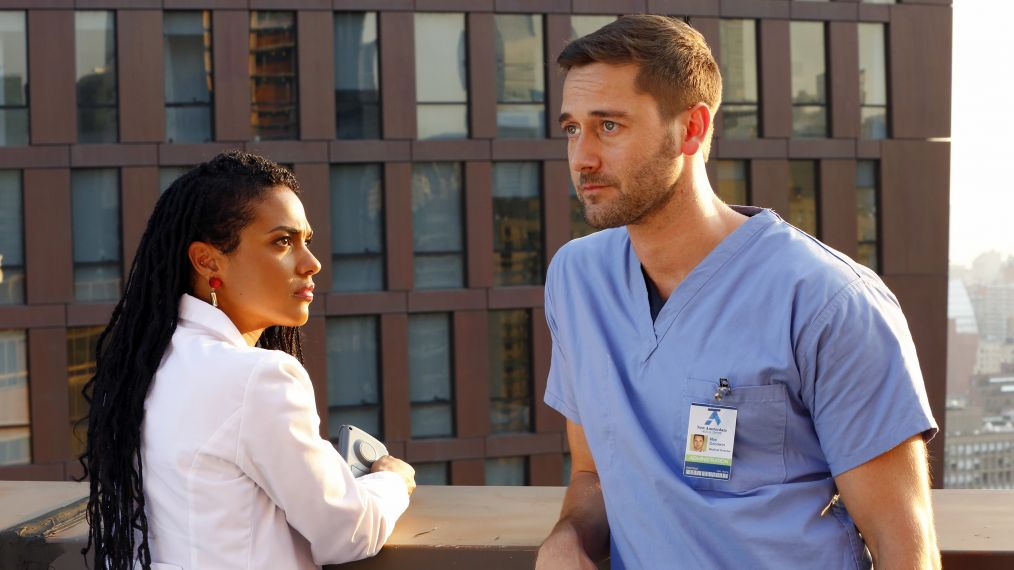 Meet The Real Doctor Behind NBC's New Series 'New Amsterdam'