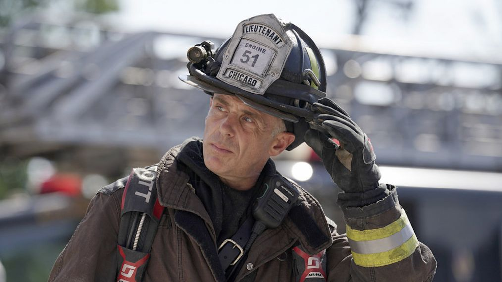 'Chicago Fire': New Lieutenant Hermann Stands Up Against the Brass (VIDEO)