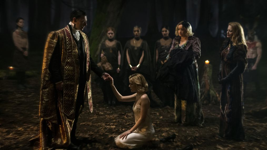 Chilling Adventures of Sabrina' Episode 3 Summons Us to the Court of