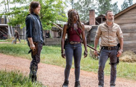 Q&A With 'The Walking Dead' Showrunner, Angela Kang