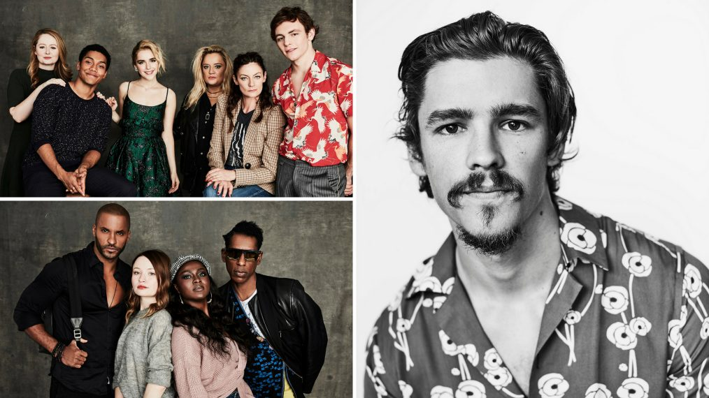 NYCC 2018: Portraits of the Stars From 'Sabrina,' 'American Gods,' 'Titans' & More (PHOTOS)