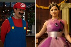 The Casts of 'Charmed,' 'Superstore' & More Have Fun with Halloween Costumes (PHOTOS)