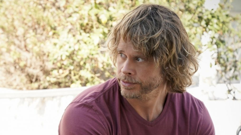 Eric Christian Olsen Breaks Down Deeks' Dark History on 'NCIS: Los Angeles'