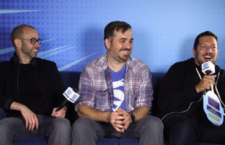 impractical jokers - interview - nycc