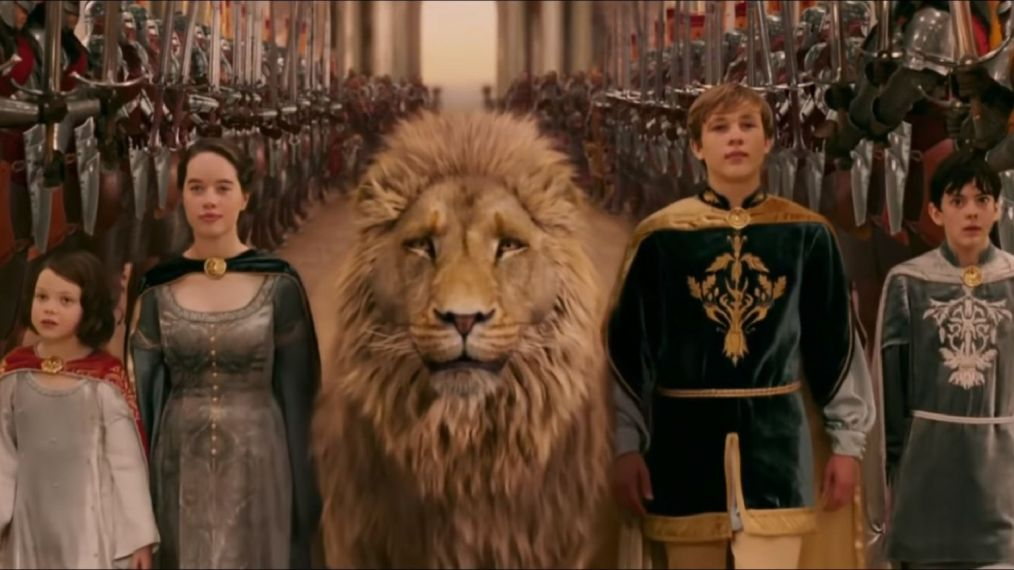 Netflix to Develop 'The Chronicles of Narnia' Series and Films