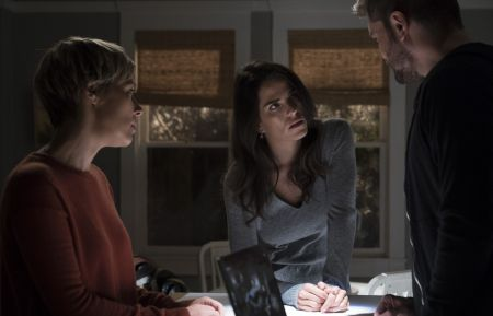 How to Get Away with Murder: LIZA WEIL, KARLA SOUZA, CHARLIE WEBER