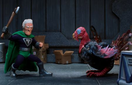 A Prayer For Mr. T: The Supermansion Thanksgiving Special