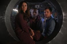 'Timeless' Star Abigail Spencer Promises 'Everything Gets Addressed' in the Finale