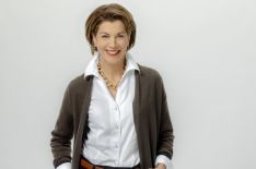 Wendie Malick Talks Returning to Hallmark for 'Marrying Father Christmas'