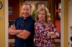 'Last Man Standing': Tim Allen & Nancy Travis Break Down Why Season 7 Is Such a Hit