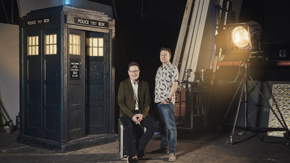 Take a Look Inside the New TARDIS (PHOTOS)