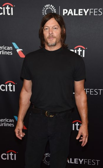 PaleyFest NY The Walking Dead Screening And Panel