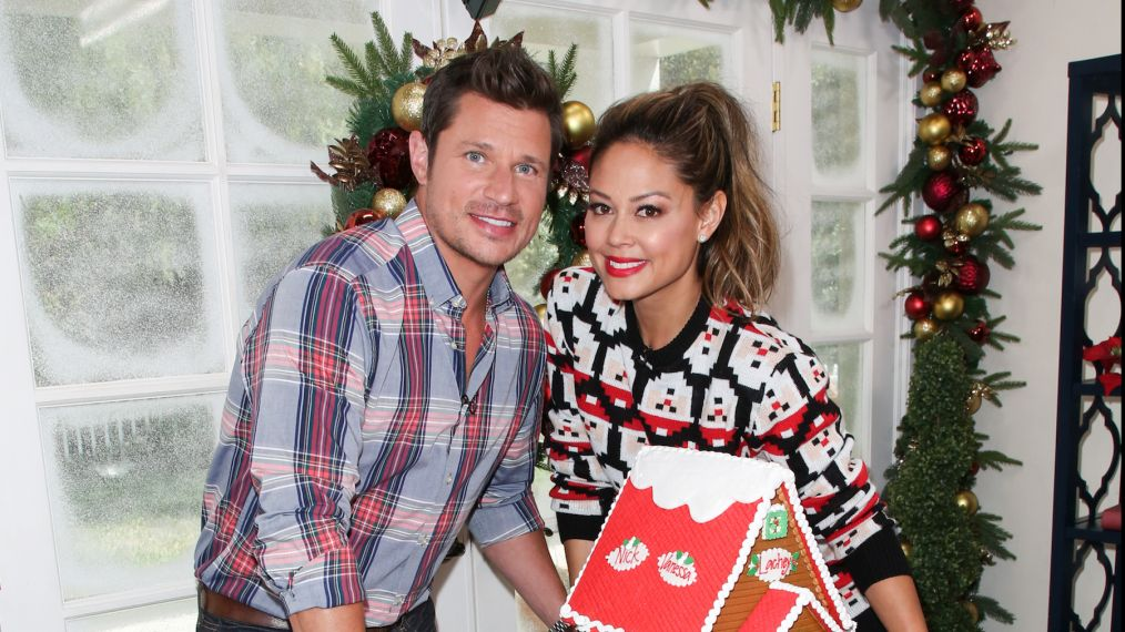 A Christmas Star.A Twist Of Christmas Star Vanessa Lachey Reveals The