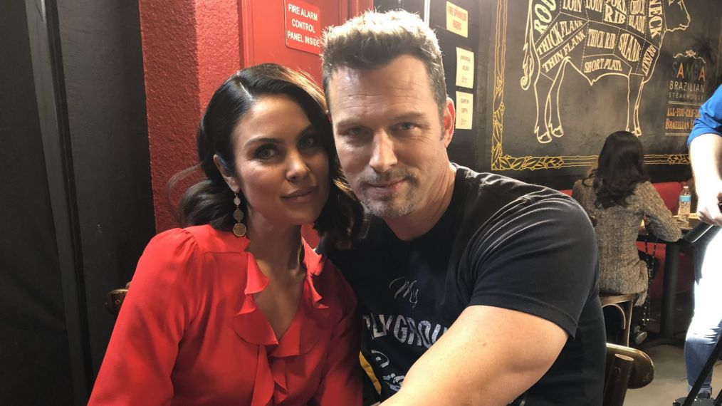 Days of Our Lives - Nadia Bjorlan, Eric Martsolf