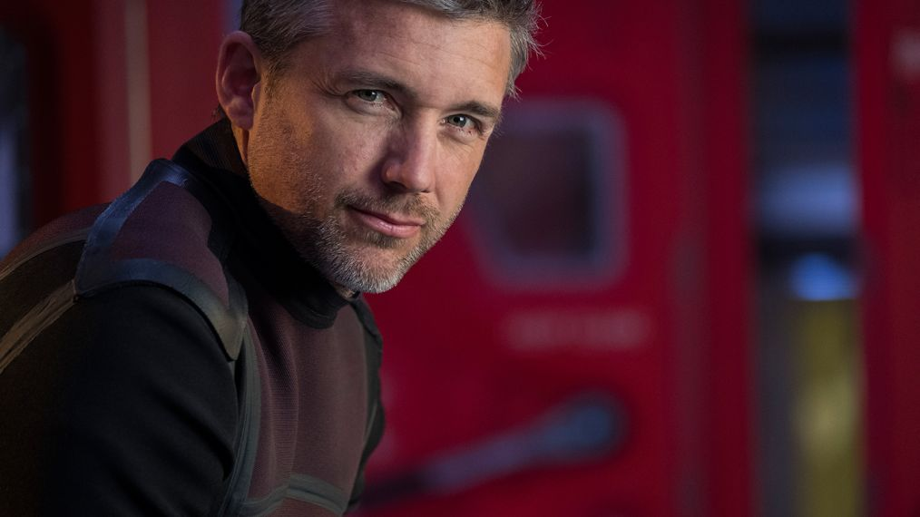 5 Questions With Jeff Hephner of National Geographic's 'Mars'