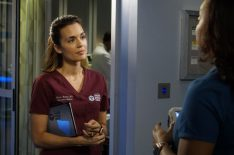 A 'Pretty Little Liars' Reunion Is Happening on 'Chicago Med'