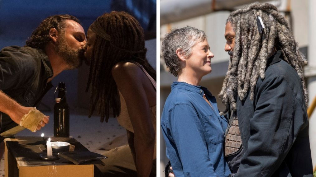 The 9 Best and Worst 'Walking Dead' Romances (PHOTOS)