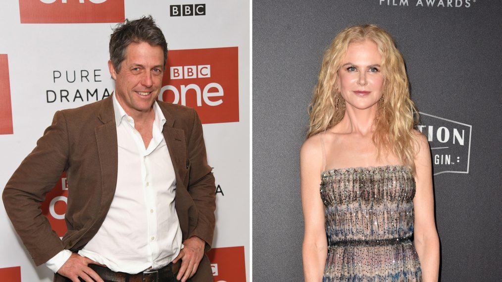Hugh Grant Joins Nicole Kidman in HBO Series 'The Undoing'