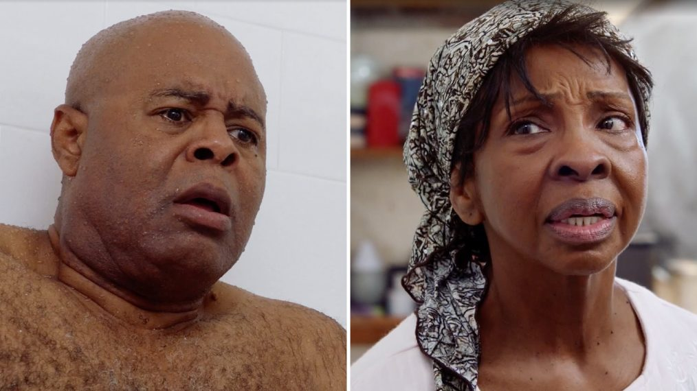 'Hawaii Five-0' Sneak Peek: Grover Is Caught in the Shower... by His Mother! (VIDEO)