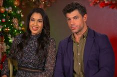 'The Truth About Christmas': Kali Hawk & Damon Dayoub Tease Their Freeform Holiday Movie (VIDEO)