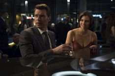 Lauren Cohan Talks 'Whiskey Cavalier's Odd-Couple Pairing & Shooting On-Location