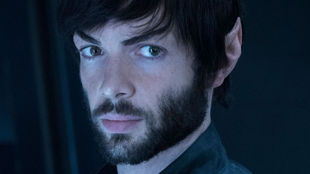 'Star Trek: Discovery': Ethan Peck Teases an 'Emotional' Spock in Season 2
